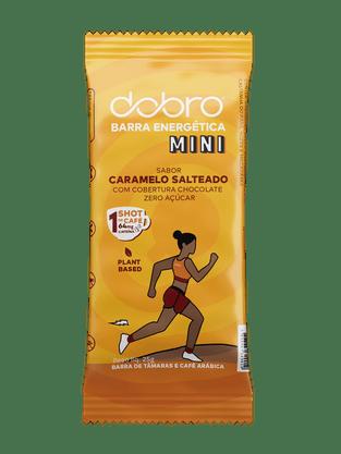 Barra Energetica Mini Caramelo Salteado 25G