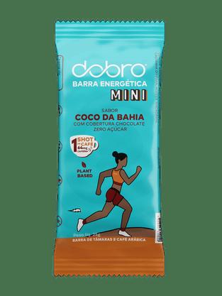 Barra Energetica Mini Coco Da Bahia 25G