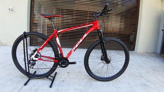 Bicicleta Alumínio Aro 29 Soul Sl 527 19