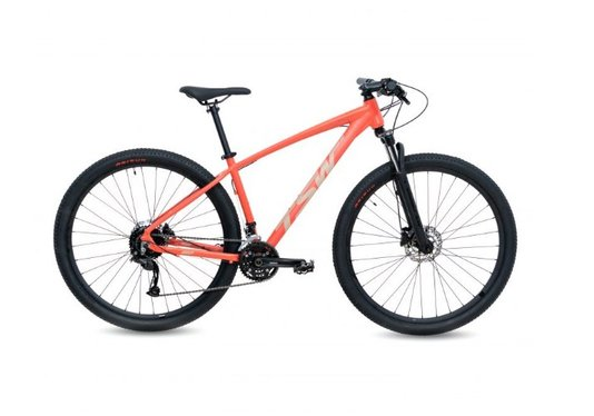 Bicicleta Alumínio Tsw Hunch Flamingo 17