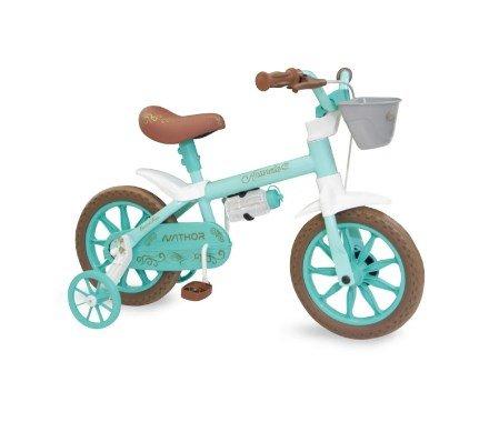 Bicicleta Aro 12 Antonella Baby Acqua