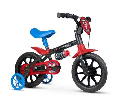 Bicicleta Aro 12 Mechanic Nathor