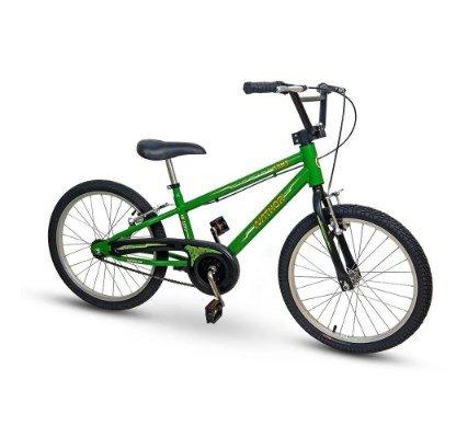 Bicicleta Aro 20 Army Verde