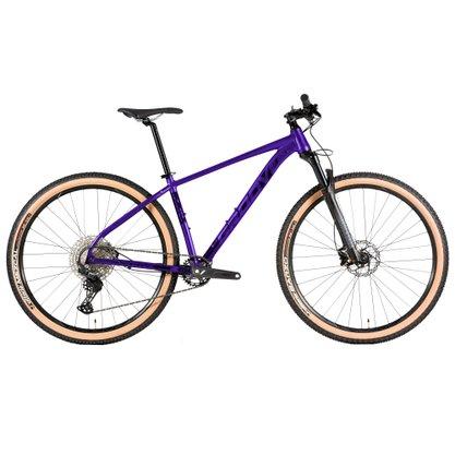 Bicicleta Aro 29 Groove Riff 70 12V Freios Shimano Hidráulico