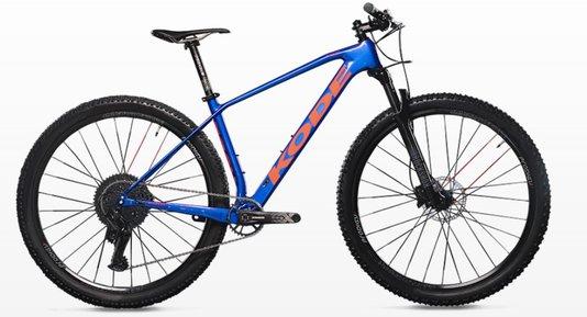 Bicicleta Kode Prodigy Carbono 12V Sram Sx Eagle