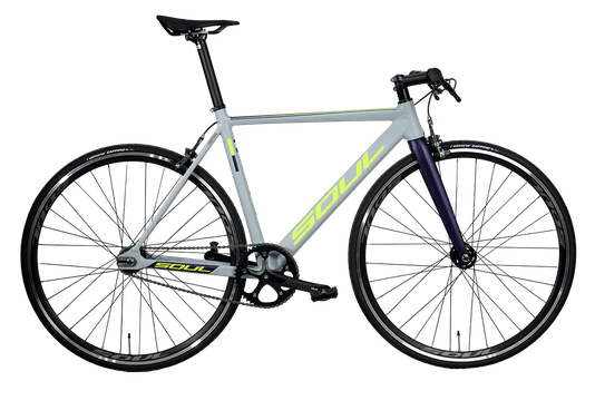 Bicicleta Speed Soul Expresso Cinza/Amarelo Flúor Cinza/Amarelo Flúor 47 Cinza/Amarelo Flúor Cinza/Amarelo Flúor 51 Cinza/Amarelo Flúor Cinza/Amarelo Flúor 51