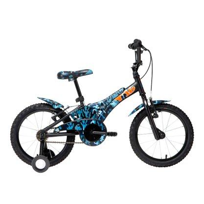 Bicicleta Infantil Aro 16 Camuflada Groove