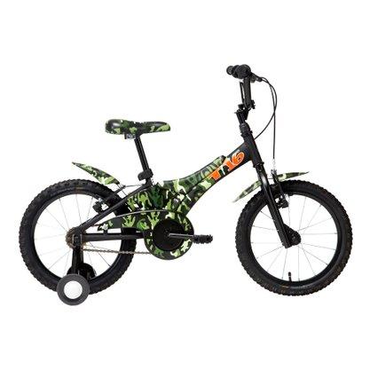 Bicicleta Groove Camuflada Aro 16