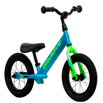 Bicicleta Infantil Balance Aro 12 Raiada Groove
