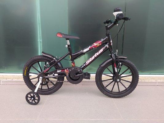 Bicicleta Infantil Aro 16 Status