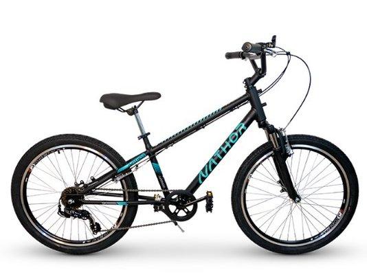 Bicicleta Nathor Infantil Aro 24 Apollo