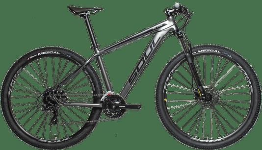 Bicicleta Sl129 Tourney 21V Freios Hidráulico Suspensão Brave Xl/21