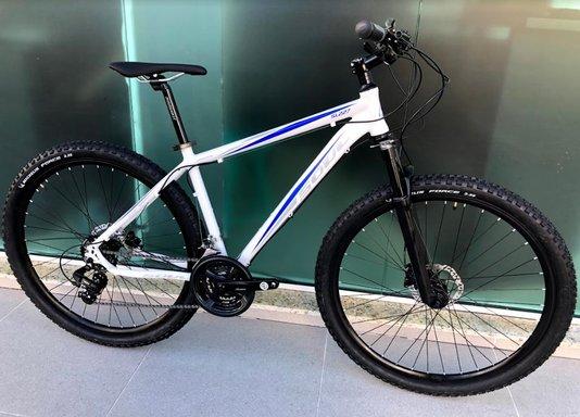 Bicicleta SL227 Alumínio Aro 29 Freios Hidráulico 24v Acera
