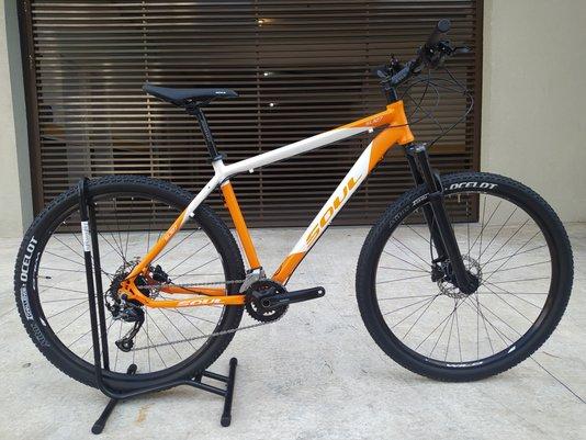 Bicicleta SL327 Alumínio Aro 29 Freios Shimano Hidráulico 9x2 Altus