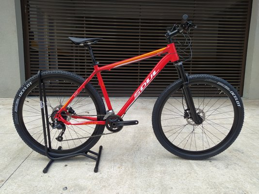 Bicicleta Sl527 Alumínio 18V Aro 29 Freios Shimano Hidráulico