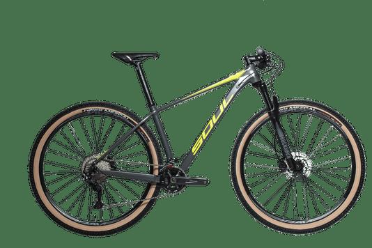 Bicicleta SL529 Soul SRAM SX Eagle 12V 2021 - Durepox/Amarelo