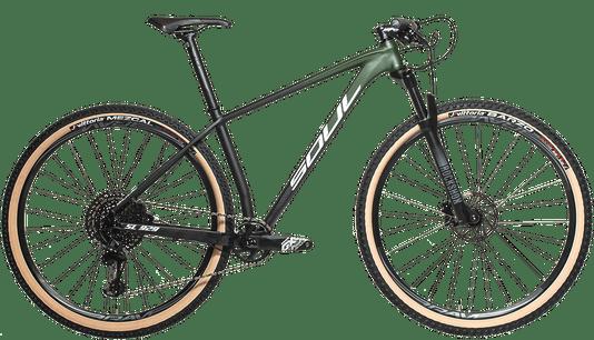 Bicicleta SL929 Soul GX Eagle 12v 2021 - Verde Militar