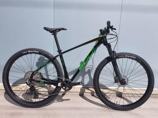 Bicicleta Soul Vesuvio Carbono Shimano Deore Freios Hidráulico