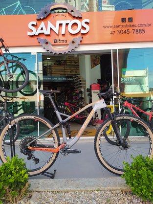 Bicicleta Soul Volcano Edição Lançamento Gx Eagle Axs Freio Magura 12V