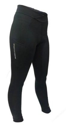 Calça De Ciclismo Feminina Sportxtreme Preta