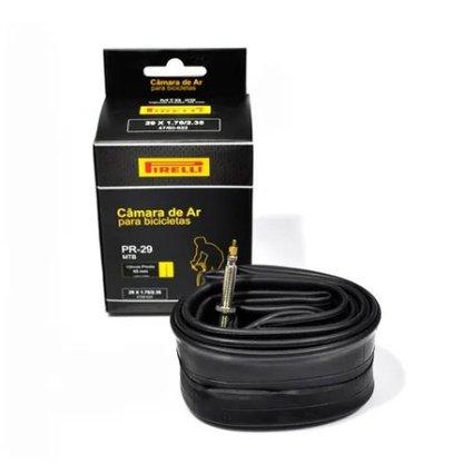 Câmara De Ar Pirelli Mtb 29x1.75/2.35 Presta 48mm