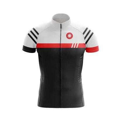 Camisa Ciclismo Black Cat Sport Wear X-Tiger