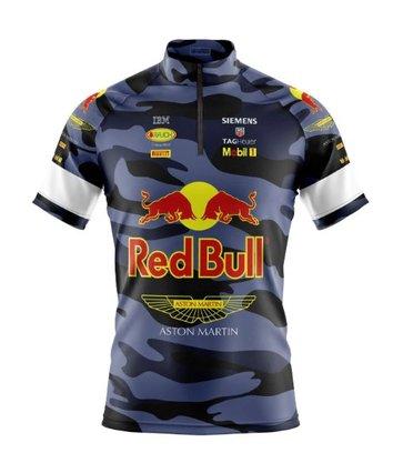Camisa de Ciclismo Equipe Red Bull G