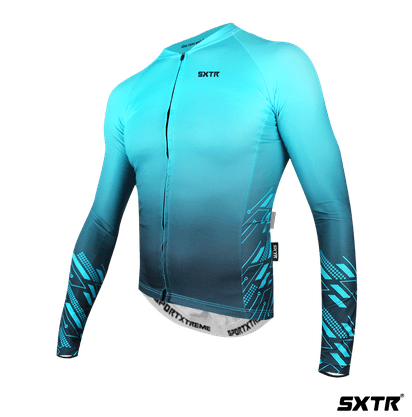 Camisa Slim Manga Longa Sport Xtreme Move M