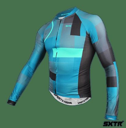 Camisa Slim Manga Longa Sport Xtreme Tóquio P