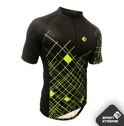 Camisa Sport Xtreme Masculina Circuit Preto E