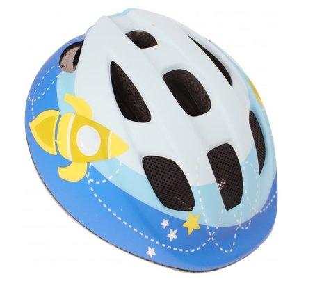 Capacete Bobike Astronauta Infantil - Azul