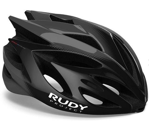 Capacete Ciclismo Rudy Project Rush Preto