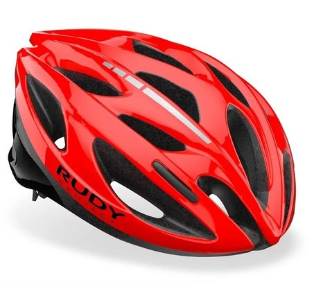 Capacete Ciclismo Rudy Project Zumy Vermelho