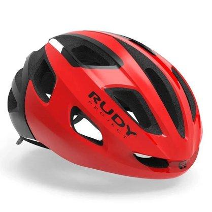 Capacete Ciclismo Rudy Strym Vermelho - Tam L 59cm-61cm