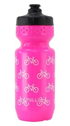 Caramanhola Pullo Bike Rosa 600Ml