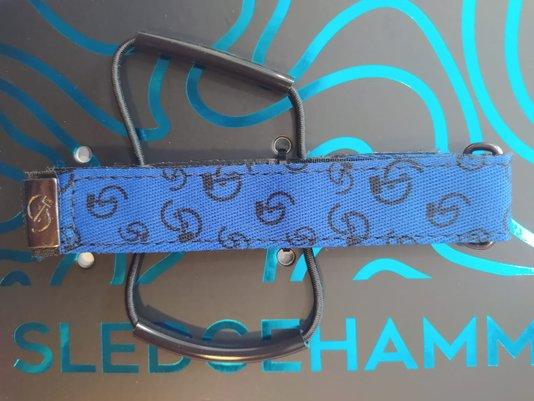 Cinta Velcro - Strap Sledgehammer Azul