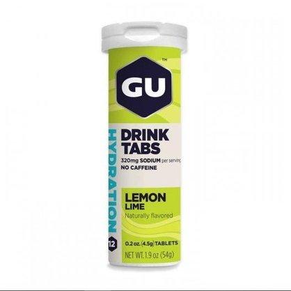 Efervescente Gu Energy Tabs - Lemon Lime 55G