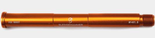 Eixo Dianteiro Boost Fox - Sledgehammer