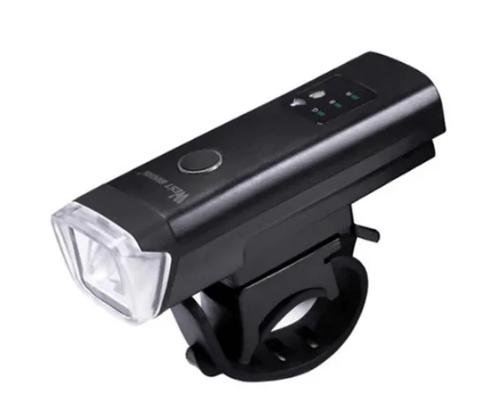 Farol para Bicicleta West Biking 350 Lumen USB