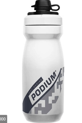 Caramanhola Podium Dirt Series Chill 0,62L Branco