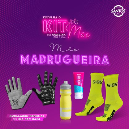 Kit Mãe Madrugueira