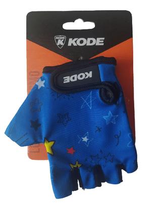 Luva De Ciclismo Infantil Kode Estrelas