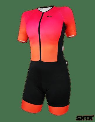Macaquinho Ciclismo Confort Sport Xtreme Solene