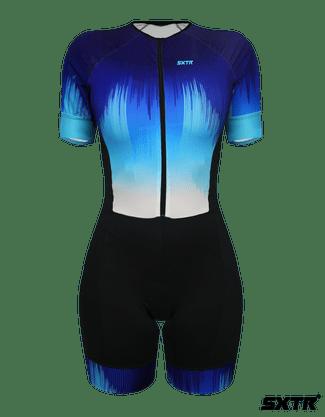 Macaquinho Ciclismo Manga Curta Sport Xtreme Sense G