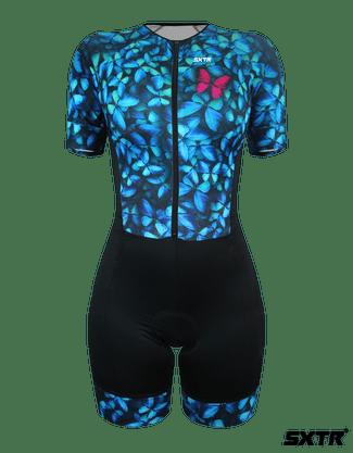 Macaquinho de Ciclismo Holambra Manga Curta SportXtreme