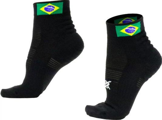 Meia Hupi Running Pro Brasil