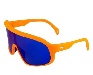 Óculos Absolute Nero Ciclismo Bike UV400 - Laranja
