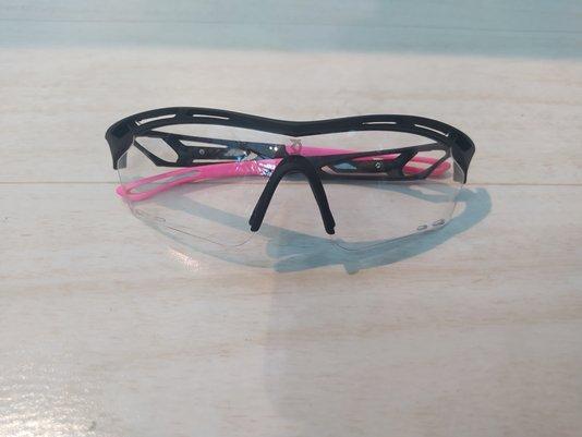 Óculos de Ciclismo com 3 Lentes Dvorak Preto/Rosa