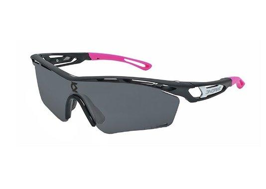 Óculos de Ciclismo Devorak One com 3 Lentes - Rosa/Preto