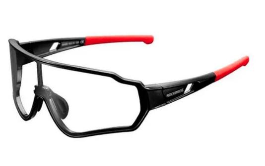 Óculos Ciclismo Fotocromatico Armação Inteira